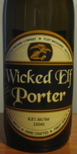 Wicked Elf Porter