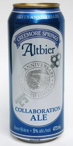 Creemore Springs Collaboration Altbier