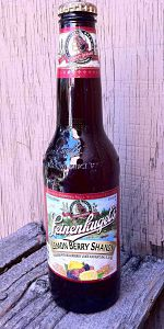 Leinenkugel's Lemon Berry Shandy