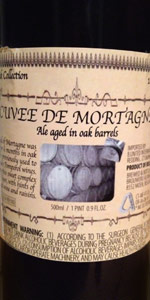 Cuvee De Mortagne