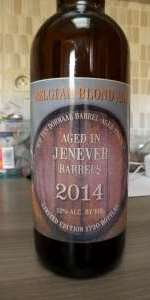 Barrel-Aged Project Brew No. 1 - Jenever