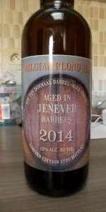 Barrel-Aged Project Brew No. 1 - Jenever