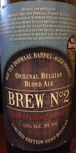 Barrel-Aged Project Brew No. 2 - Cognac