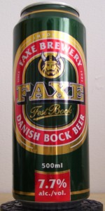 Faxe Fest Bock