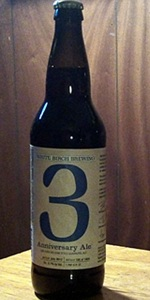 White Birch 3 Anniversary Ale