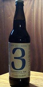 White Birch 3 Anniversary Ale