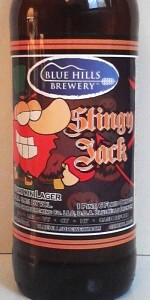 Stingy Jack Pumpkin Lager