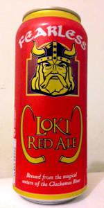 Loki Red Ale