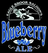 Eagle Brook Saloon's Blueberry Ale