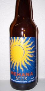 Mehana Beer