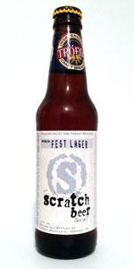 Scratch Beer 73 - 2012 (Fest Lager)