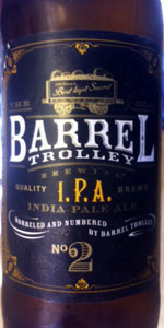 Barrel Trolley IPA