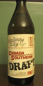 Railway City Canada Southern Draft