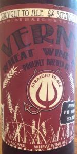 Vern's Wheat Wine Ale