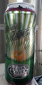 The Lawn Ranger Cream Ale