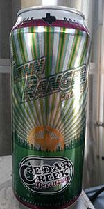 The Lawn Ranger Cream Ale