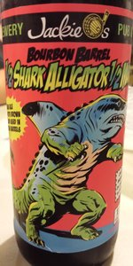 Bourbon Barrel-Aged ½ Shark-Alligator ½ Man