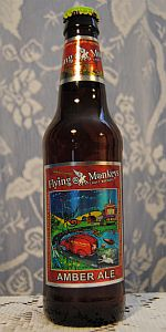 Flying Monkeys Amber Ale