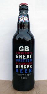 Frederic's Great British Alcoholic Ginger Beer