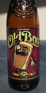 Old Boy Ale