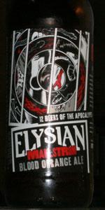 Maelstrom Blood Orange Ale