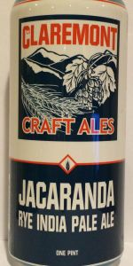 Jacaranda IPA