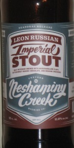 Leon Russian Imperial Stout