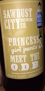 The Princess & Girl Pants Meets The O.D.B.