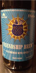 Green Flash / St. Feuillien Friendship Brew