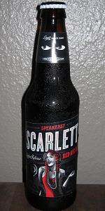 Scarlett Red Rye