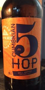Cumbrian Five Hop