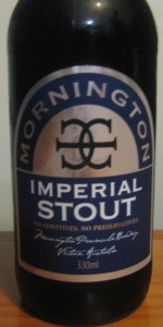Mornington Peninsula Imperial Stout