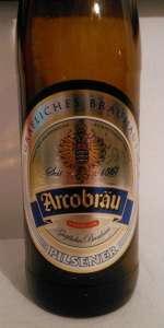 Arcobräu Pilsener