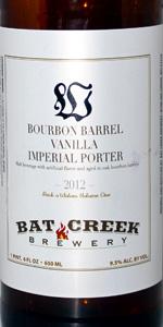 Wolfbrau Bourbon Barrel Vanilla Imperial Porter