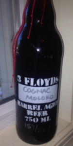Cognac Barrel  Aged Moloko