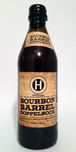Bourbon Barrel Doppelbock - Out Of The Woods Series