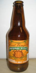 Great Pumpkin Imperial Stout