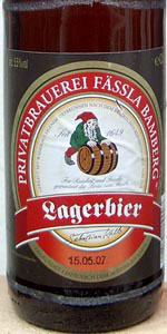 Fässla Lagerbier