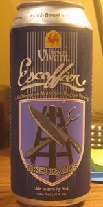 Escoffier Bretta Ale