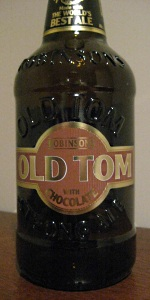 Robinson's Chocolate Old Tom Strong Ale