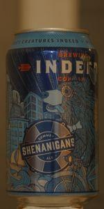 Shenanigans Summer Ale