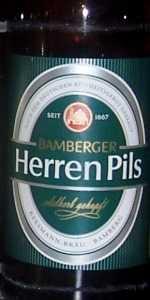 Bamberger Herren Pils