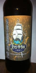 Ryes-N-Bok Rye Ale