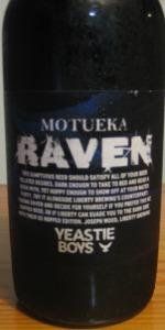 Motueka Raven