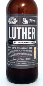 My Turn Series: Luther
