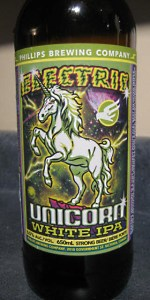 Electric Unicorn White IPA