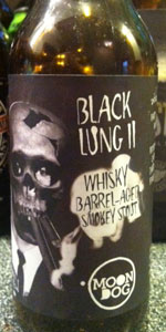 Black Lung II Whisky Barrel-Aged Smokey Stout