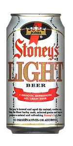 Stoney's Light Beer