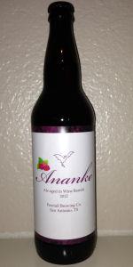 Raspberry Ananke