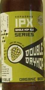 Double Dry Hop IPX - Cascade